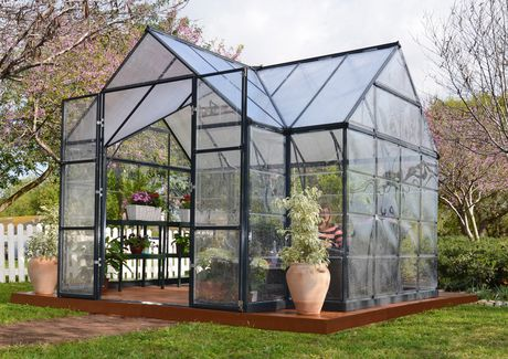 Garden Chalet Greenhouse - image 1 of 8