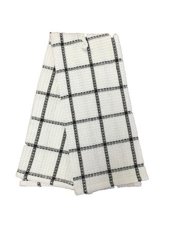 Fabstyles Waffle Kitchen Towel - image 2 of 2