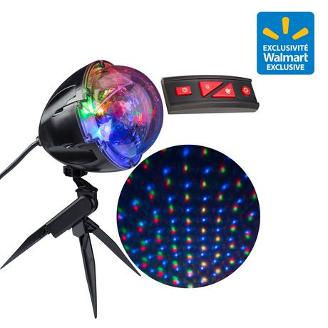 Gemmy Industries Lightshow Projection Points Of Light With
