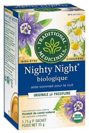 Bonne Nuit biologique Traditional Medicinals - image 2 de 2