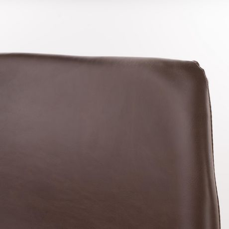 Cedric Vintage Brown Counter Stool - image 2 of 5