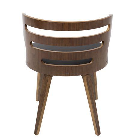 Cosi Mid Century Modern Chair By Lumisource Walmart Canada