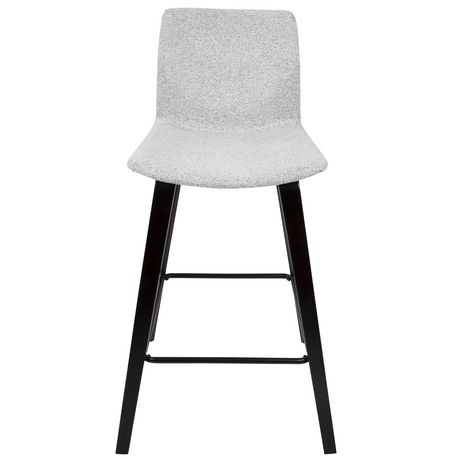 Cabo Mid-Century Modern Barstool by LumiSource - image 6 of 7
