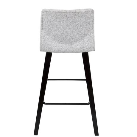 Cabo Mid-Century Modern Barstool by LumiSource - image 5 of 7