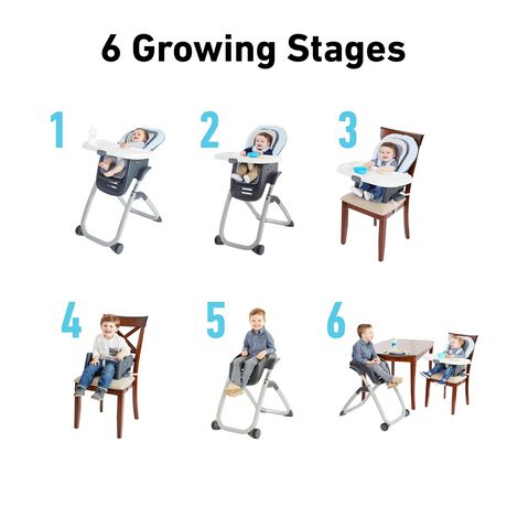 Graco DuoDiner DLX  Highchair - image 7 of 9