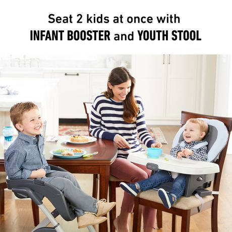 Graco DuoDiner DLX  Highchair - image 9 of 9