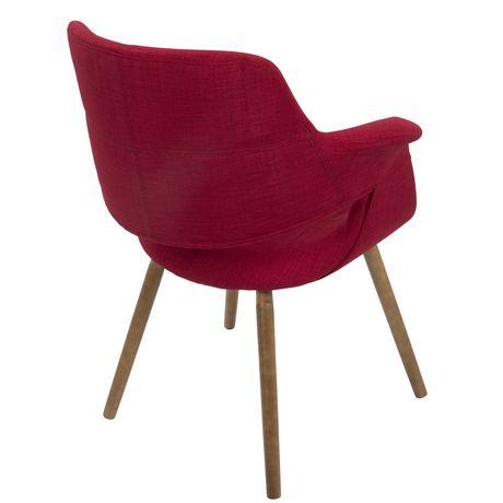Chaise milieu-du-siècle Vintage Flair, par LumiSource - image 3 de 6