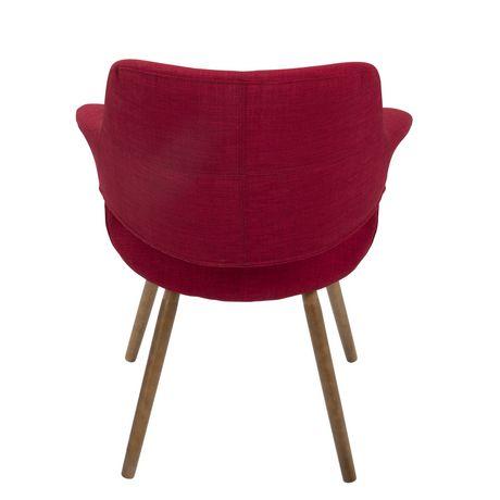 Chaise milieu-du-siècle Vintage Flair, par LumiSource - image 4 de 6