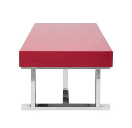 Luster Contemporary Coffee Table by LumiSource - image 2 of 8