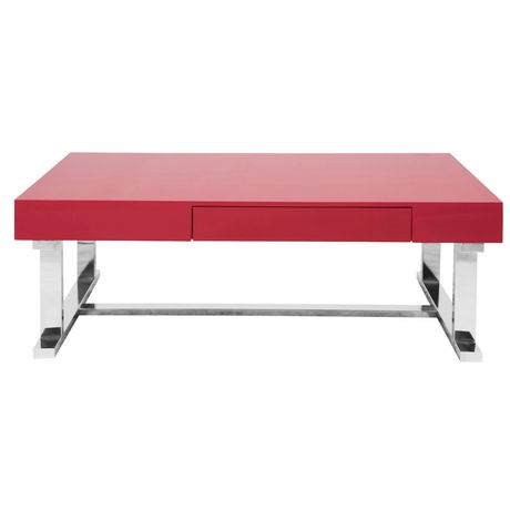 Luster Contemporary Coffee Table by LumiSource - image 5 of 8
