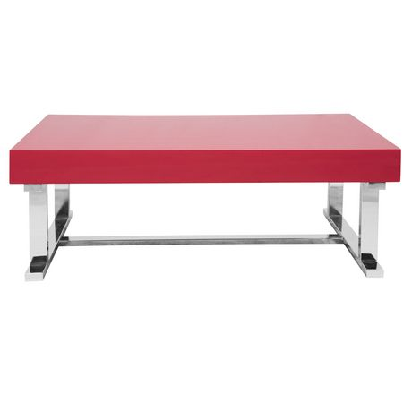 Luster Contemporary Coffee Table by LumiSource - image 4 of 8