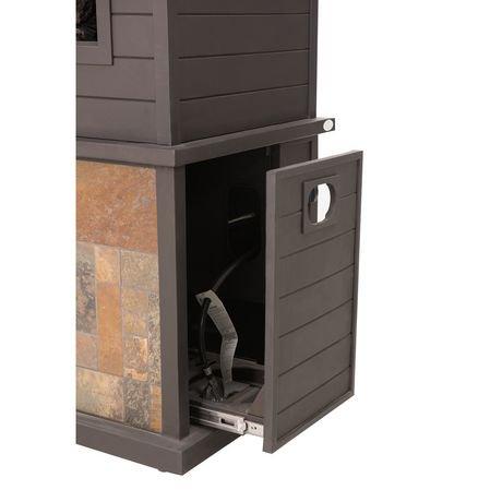 chemin e gaz tahoe chauffage walmart canada. Black Bedroom Furniture Sets. Home Design Ideas