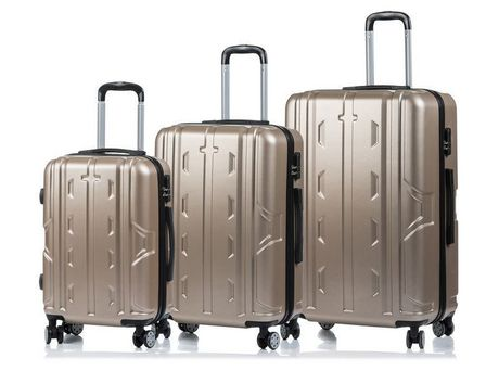 Champs Express Explorer Luggage Collection 3 Piece Set - image 1 of 4
