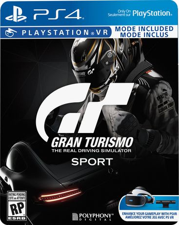 gran turismo sport limited edition ps4 walmart canada. Black Bedroom Furniture Sets. Home Design Ideas