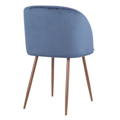 Chaise contemporain Fran, par LumiSource - image 4 de 9