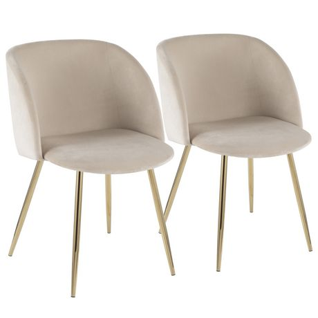 Fran Contemporary Chair by LumiSource - image 1 of 9