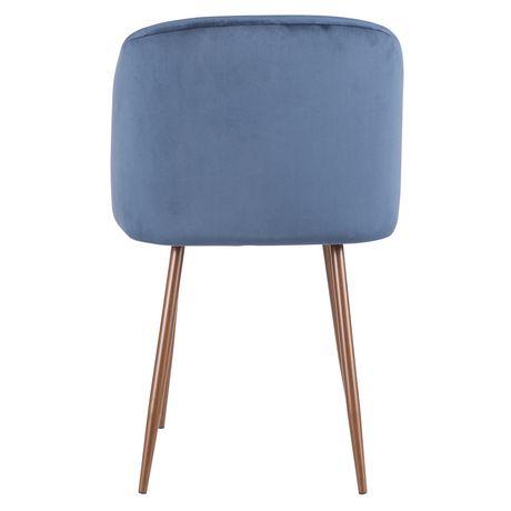 Chaise contemporain Fran, par LumiSource - image 5 de 9