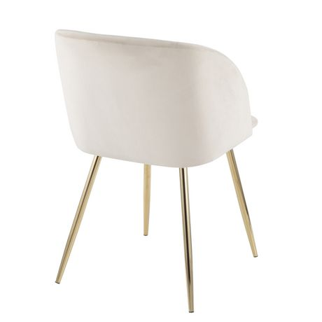 Fran Contemporary Chair by LumiSource - image 4 of 9