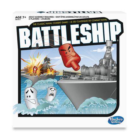 Hasbro Gaming Battleship Game - image 1 of 2