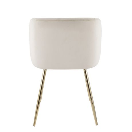 Fran Contemporary Chair by LumiSource - image 5 of 9