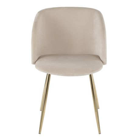 Fran Contemporary Chair by LumiSource - image 6 of 9