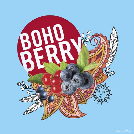 Secret Invisible Spray Boho Berry Antiperspirant And Deodorant - image 6 of 7