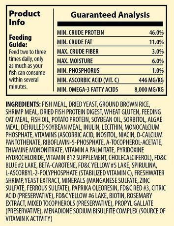 TetraMin Fish Food Flask for Tropical Fish 200g - image 4 of 4