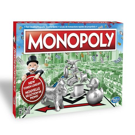 Monopoly Classic Game - image 1 of 3