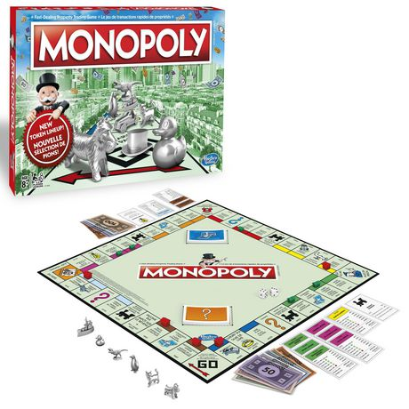 Monopoly Classic Game - image 2 of 3