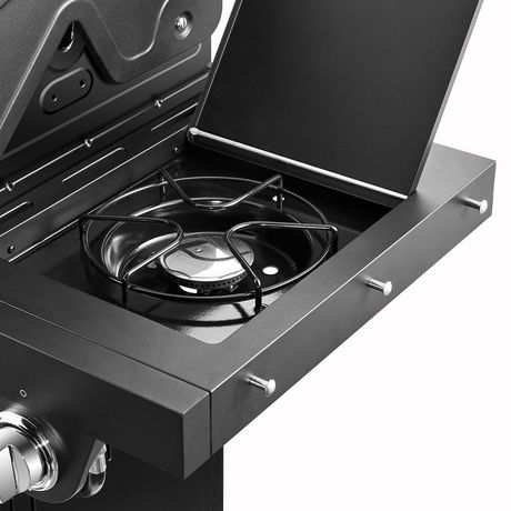 Premier 4 Burner Propane Gas Grill - image 4 of 9