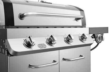 Premier 4 Burner Propane Gas Grill - image 6 of 9
