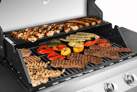 Premier 4 Burner Propane Gas Grill - image 9 of 9
