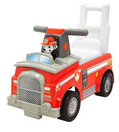 paw patrol fire truck ride on walmart canada