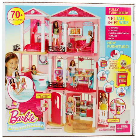 Barbie Dream House Walmart Canada Walmart Canada