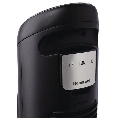 Ventilateur tour de 101 cm pièce entière QuietSetᴹᴰ 5 HYF260BC Honeywell - image 5 de 7