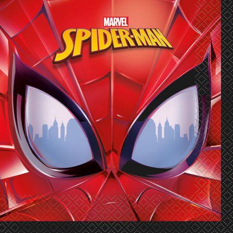 Spiderman Serviettes - image 1 de 1