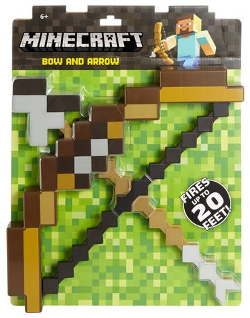 Toy PVC Bow and Arrow Tutorial for the Minecraft Party ...