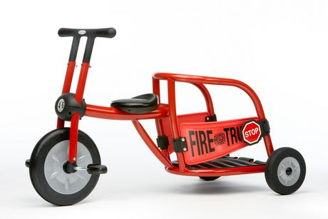 Italtrike Fire Truck Tricycle - image 1 of 1