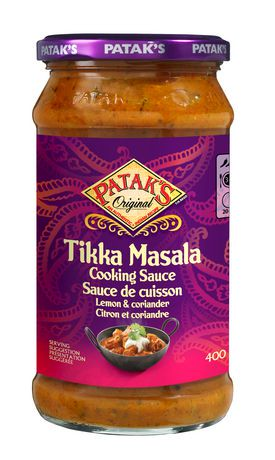 recipe: pataks tikka masala curry sauce [22]