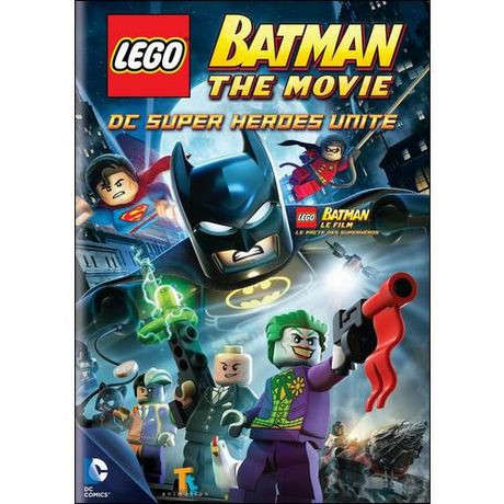 LEGO Batman: The Movie - DC Super Heroes Unite (Bilingual ...