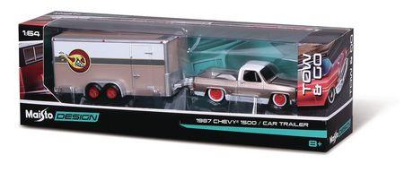 Tow N Go >> Maisto 1 64 Design Elite Transport Tow N Go Walmart Canada