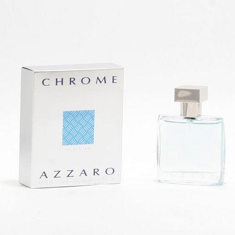 Chrome Homme By Azzaro Eau De Toilette Vaporisateur 30 Ml Walmart