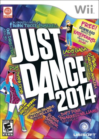 Just Dance 2014 (Nintendo Wii) - image 1 of 7