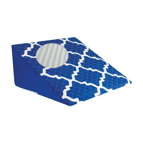 Taie d'oreiller compensé de lit hypoallergénique Premium de HealthSmart avec protection contre les déversements - image 2 de 3