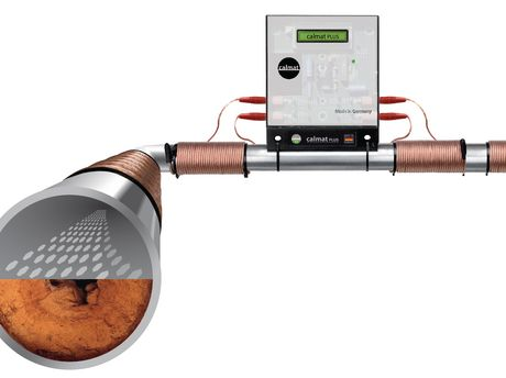 Calmat Plus Electronic Anti Scale And Rust Water Treatment