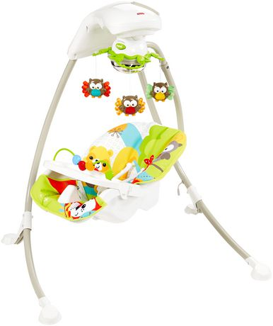 Fisher-Price Woodland Friends Cradle 'n Swing - image 5 of 5