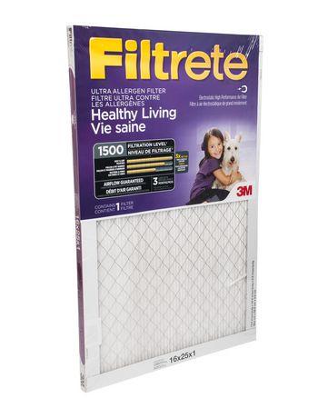 Healthy Living Maximum Allergen Filter Walmart Canada