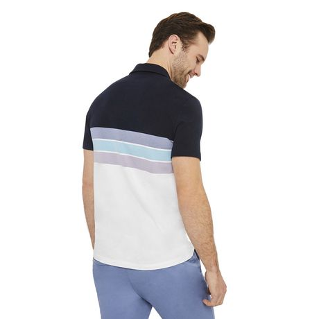 George Men's Stretch Jersey Polo - image 3 of 6
