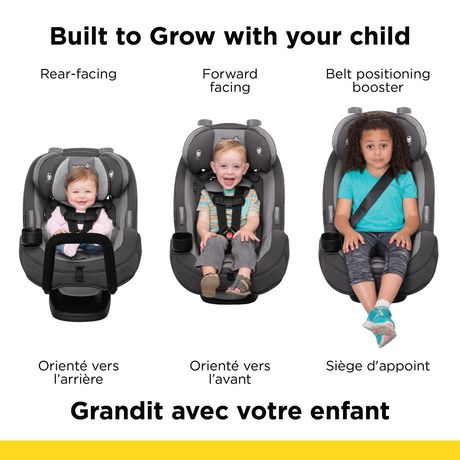 Grow And Go ARB Sport 3-in-1 Car Seat