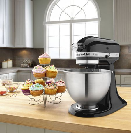 kitchenaid classic series 4 5 quart tilt head stand mixer walmart canada. Black Bedroom Furniture Sets. Home Design Ideas